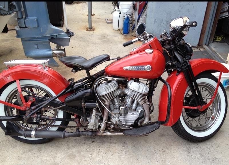 Vintage Harley Service Florida